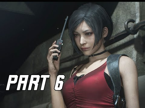RESIDENT EVIL 2 REMAKE Walkthrough Part 6 - EMF (Let's Play RE2 Remake)