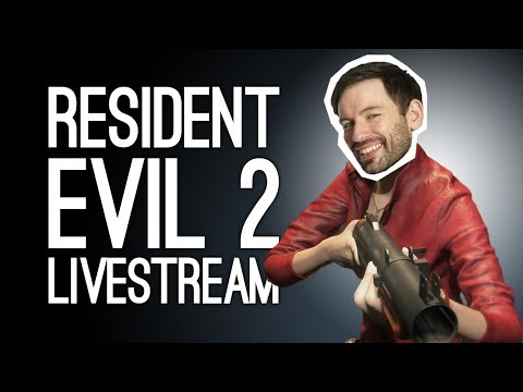 LIVE Resident Evil 2 Remake! Outside Xbox Plays Resident Evil 2 Remake Live on Xbox One