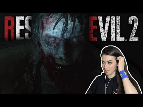 THE NIGHTMARE AWAITS | Resident Evil 2 Remake Gameplay | Leon | Part 1