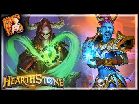 TRIPLE Mind Control On A DOUBLE Turn?! - Rastakhan's Rumble Hearthstone