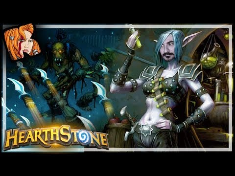 Thou Shall Not Skip The Skip On This Day - Rastakhan's Rumble Hearthstone