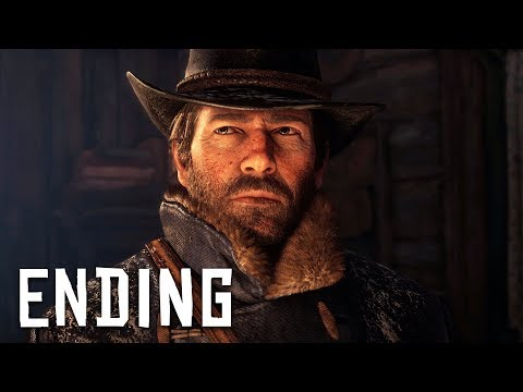 Red Dead Redemption 2 Gameplay Walkthrough, Ending Part 19!! (RDR 2 PS4 Ending Gameplay)