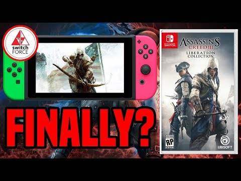 BIG LEAK! Assassin's Creed FINALLY Coming to Nintendo Switch?! [RUMOR]