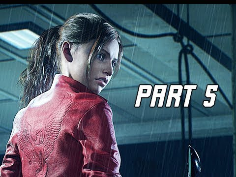 RESIDENT EVIL 2 REMAKE Walkthrough Part 5 - Spark Shot (Let's Play RE2 Remake)