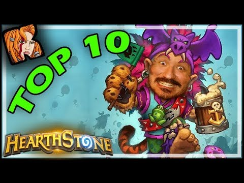 Kripp's TOP 10 ARENA Tips - Rastakhan's Rumble Hearthstone