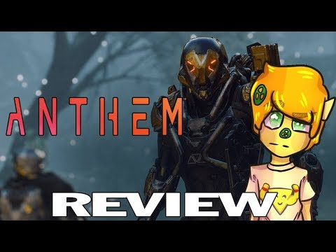 IS THIS GAME WORTH IT ? ANTHEM Review (PS4 GAMEPLAY)