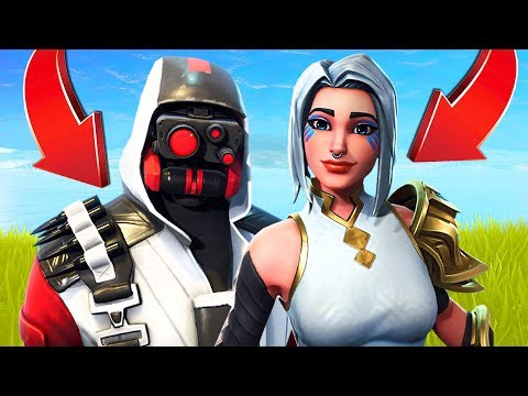 Playing FORTNITE w/ MY GIRLFRIEND!! *Pro Fortnite Player* // 1900 Wins // Fortnite Live Gameplay