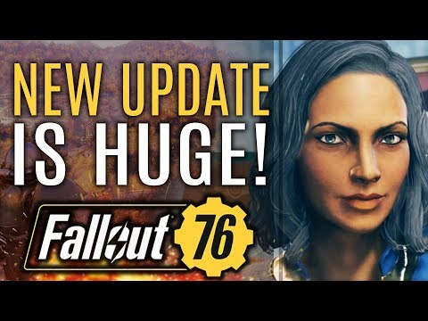 Fallout 76's New Update Is HUGE!  New Changes to Weapons, Perks and More!