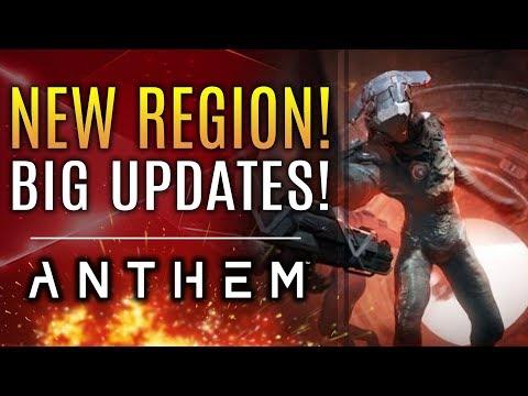 Anthem - HUGE UPDATES! New Region Teased! Big Demo Event?! New Gameplay Info!