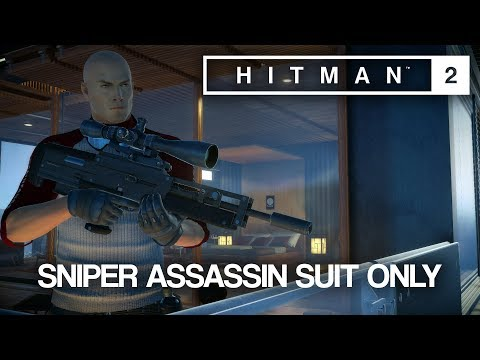 HITMAN™ 2 Master Difficulty - Sniper Assassin Suit Only, Hokkaido (Silent Assassin)