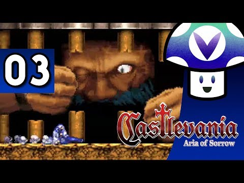 [Vinesauce] Vinny - Castlevania: Aria of Sorrow (part 3)