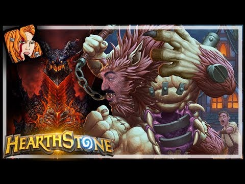 The Patient Cardslinger and The Big Dragon - Rastakhan's Rumble Hearthstone