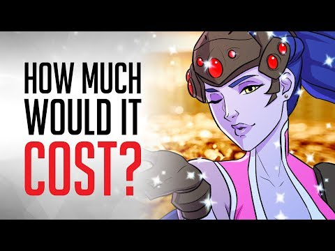 HOW MUCH Would it COST to be Widowmaker