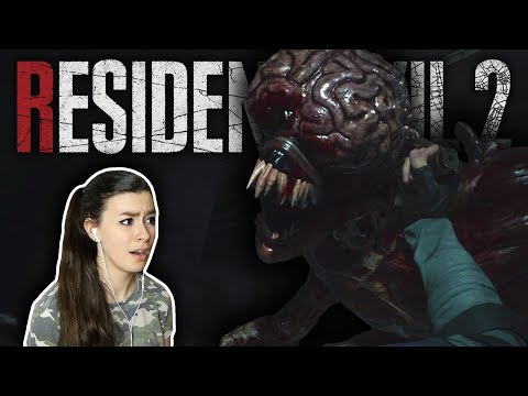 LICKERS CAN LICK MY... | Resident Evil 2 Remake Gameplay | Leon | Part 3