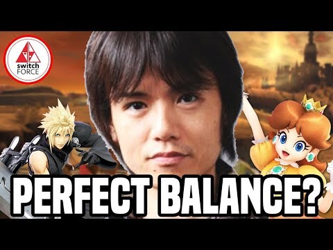 Sakurai REVEALS Which Smash Ultimate Characters WIN THE MOST..