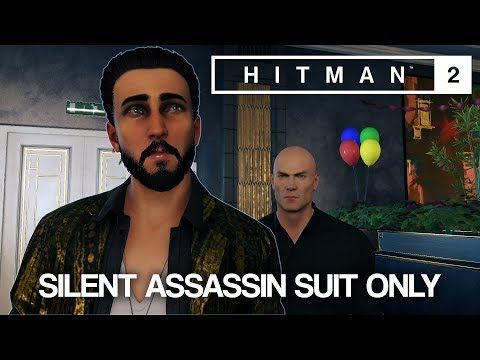 HITMAN™ 2 Master Difficulty - Bangkok, Thailand (Silent Assassin Suit Only, Default Loadout)
