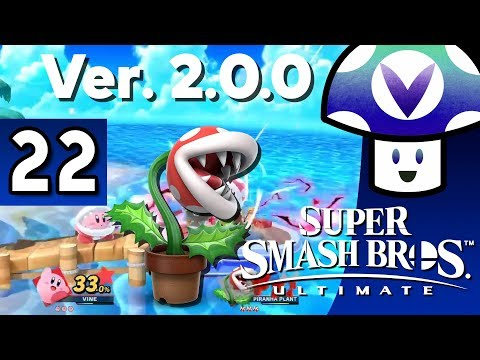 [Vinesauce] Vinny - Super Smash Bros. Ultimate: Ver. 2.0.0 (part 22)