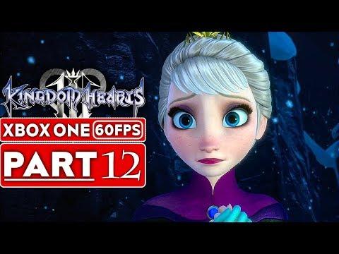 KINGDOM HEARTS 3 Gameplay Walkthrough Part 12 [1080p HD