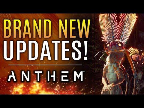 Anthem - BRAND NEW Updates from Bioware!  New Demo Details & New Concerns!