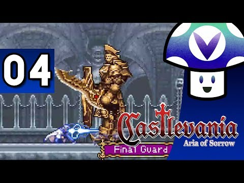 [Vinesauce] Vinny - Castlevania: Aria of Sorrow (part 4)