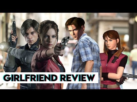 Should Your Boyfriend Play Resident Evil 2?