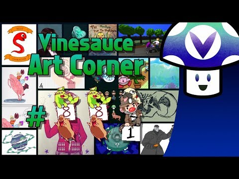 [Vinebooru] Vinny - Vinesauce Art Corner (part 881)