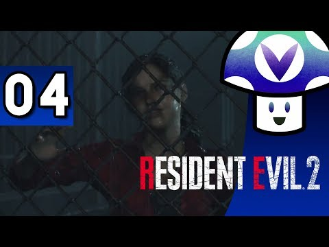 [Vinesauce] Vinny - Resident Evil 2 Remake (part 4)