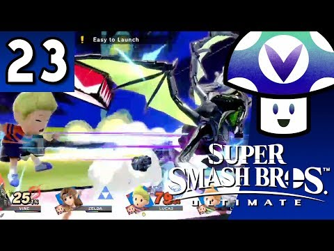 [Vinesauce] Vinny - Super Smash Bros. Ultimate (part 23)