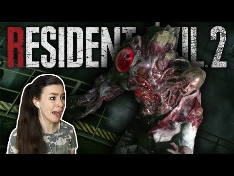 WHAT EVEN IS THAT?!... | Resident Evil 2 Remake Gameplay | Leon | Part 4