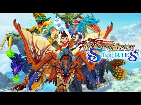CHILLING, CHATTING AND CHALLENGES! - Monster Hunter Stories Gameplay