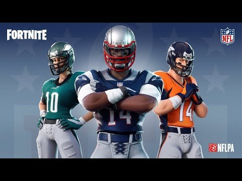 🔴 Fortnite but during the Super Bowl with Typical Gamer