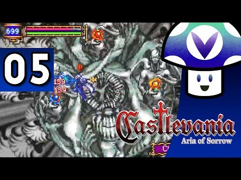 [Vinesauce] Vinny - Castlevania: Aria of Sorrow (part 5 Finale)