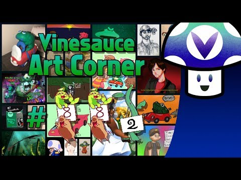 [Vinebooru] Vinny - Vinesauce Art Corner (part 882)