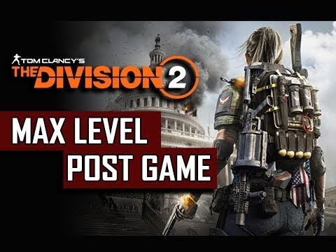 The DIVISION 2 - Max Level End Game Gameplay Walkthrough Part 1 - Black Tusk Mission