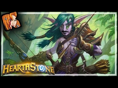Never Lucky? This Time I Got My REVENGE! - Rastakhan's Rumble Hearthstone