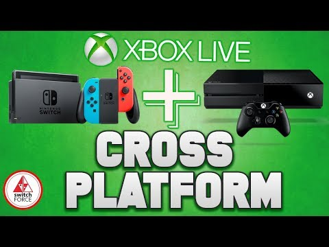 Xbox Live is COMING to Nintendo Switch! (Cross Platform)