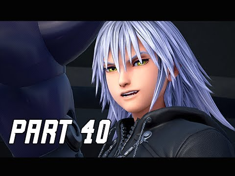 KINGDOM HEARTS 3 Walkthrough Part 40 - Riku? (KH3 Let's Play)