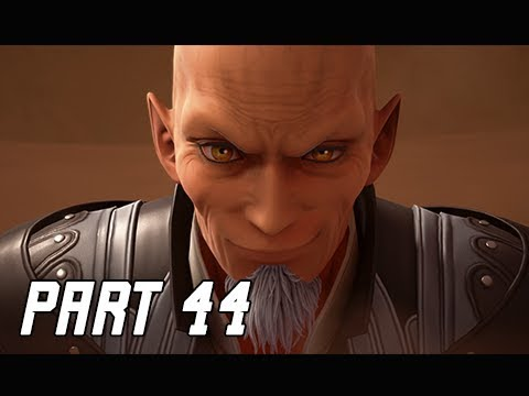 KINGDOM HEARTS 3 Walkthrough Part 44 - Xehanort & The Keyblade Graveyard (KH3 Let's Play)
