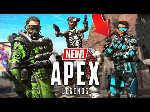 Best Character & Weapons!! // Opening x100 Apex Packs! (Apex Legends)