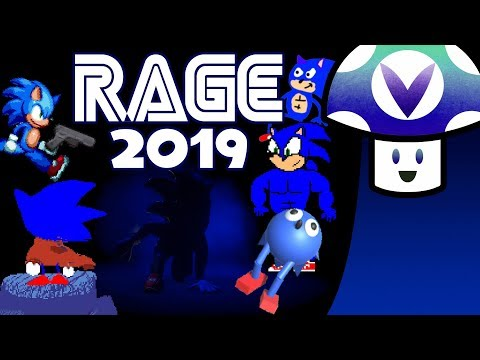 [Vinesauce] Vinny - RAGE 2019: Sonic Great Value Jam