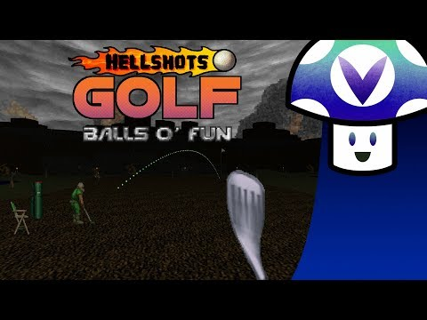 [Vinesauce] Vinny - Hellshots Golf