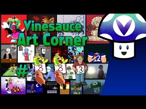 [Vinebooru] Vinny - Vinesauce Art Corner (part 883)