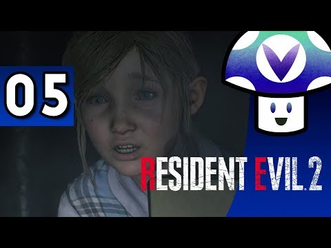 [Vinesauce] Vinny - Resident Evil 2 Remake (part 5)