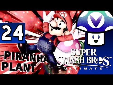 [Vinesauce] Vinny - Super Smash Bros. Ultimate (part 24)