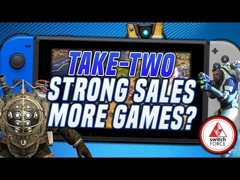 SWEET!  POSSIBLE.. New Switch Games AFTER Take Two's STRONG 2018 Switch Sales! OUR PICKS!