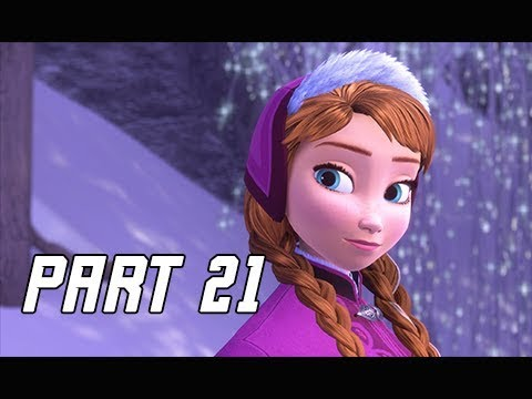 KINGDOM HEARTS 3 Walkthrough Part 21 - ANNA (KH3 Let's Play)