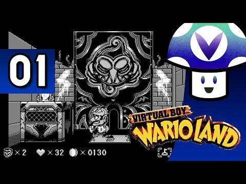 [Vinesauce] Vinny - Virtual Boy Wario Land (part 1)