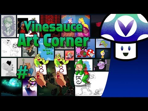 [Vinebooru] Vinny - Vinesauce Art Corner (part 885)