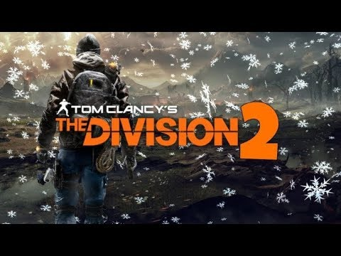 The Division 2  Beta  - Weekly Live Stream