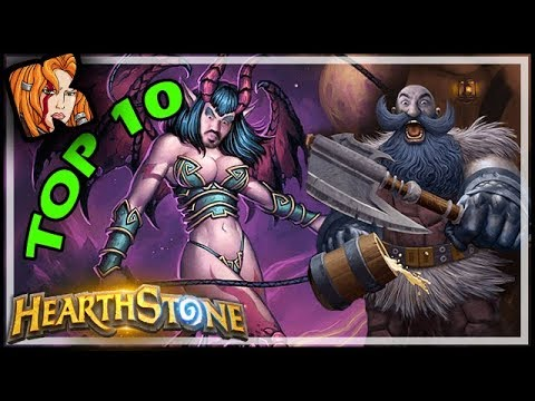 BLIZZARD NERFS JAINA?! TOP 10 FASHION UPGRADES - Rastakhan's Rumble Hearthstone